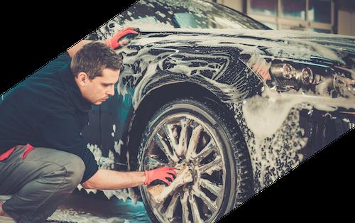Fahrzeug Pflegeprodukte Autowäsche