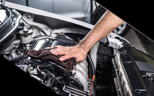 Autobatterie in Motorraum kaufen
