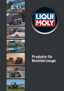 Liqui Moly Produkte für Nutzfahrzeuge