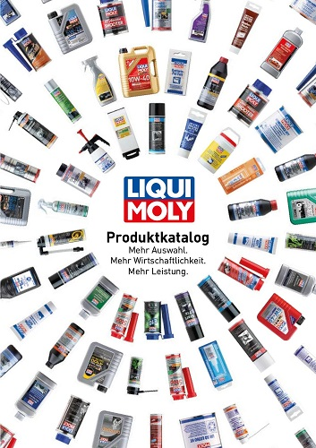Liqui Moly Produktkatalog