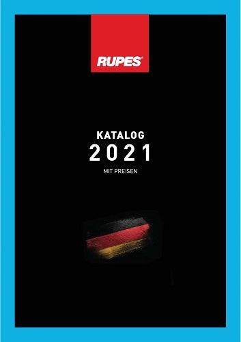 Rupes Produktkatalog 2021