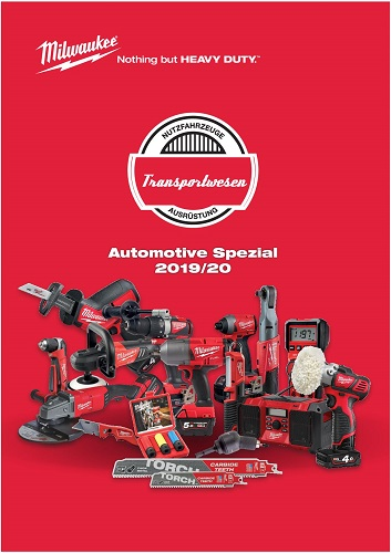 Milwaukee Automotive Spezial 2019-2020
