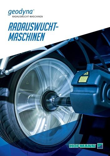 Hofmann Radauswuchtmaschinen 2019