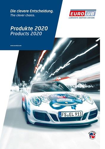 Eurolube Produktkatalog 2020