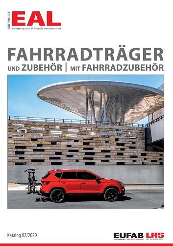 EAL Katalog Fahrradträger und Zubehör
