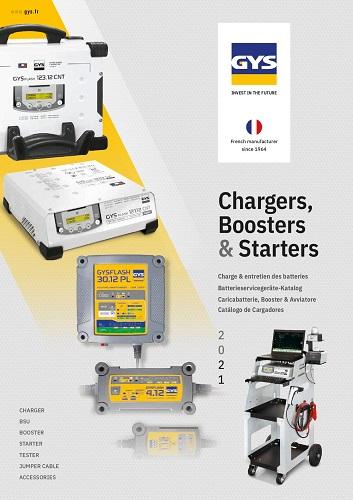 GYS Produktkatalog Batterieservice