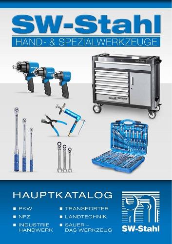 SW Stahl Hauptkatalog 2017
