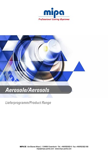 Mipa Aerosole Lieferprogramm 2020