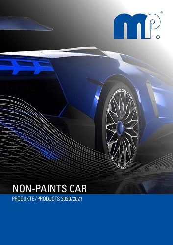 Mipa NON Paints Car Lieferprogramm 2020