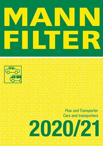MannFilter Katalog  PKW und Transporter