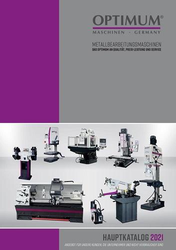 OPTIMUM Katalog 2021
