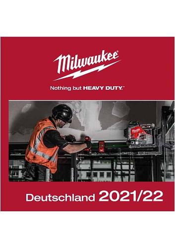 Milwaukee Programmübersicht 2020 / 2021