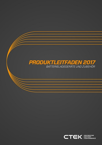 Ctek Produktleitfaden 2017
