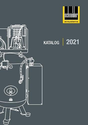 Schneider Druckluft Katalog 2021