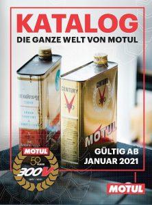 Motul Katalog 2021