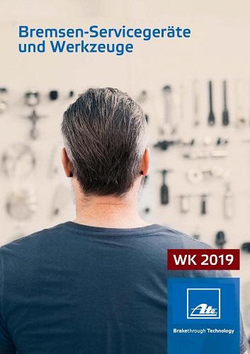 ATE Werkzeuge 2019