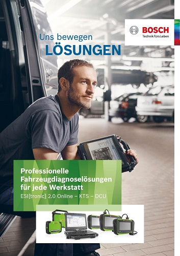 Bosch Diagnoselösungen
