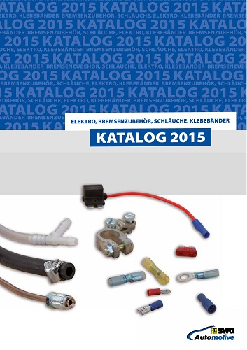 SWG Elektro Katalog