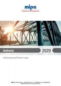 Mipa Industry Lieferprogramm 2020