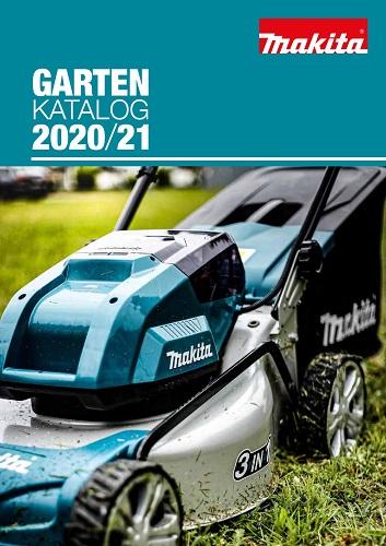 Makita Gartenkatalog 2020 - 2021