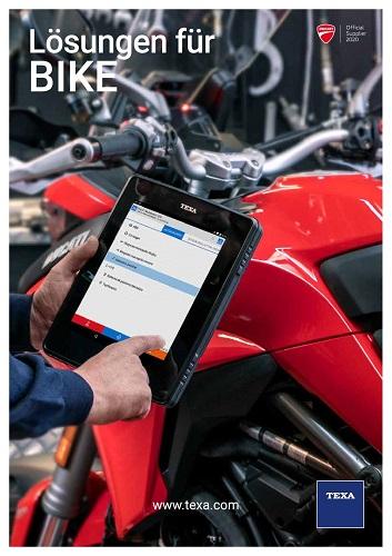 Texa Lösungen für Bike