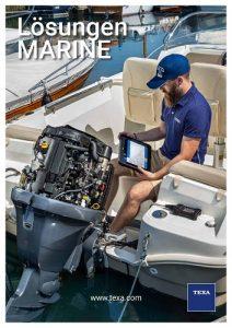 Texa Lösungen Marine