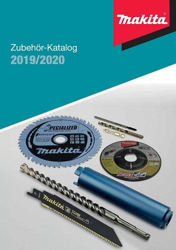 Makita Zubehör Katalog 2019 - 2020