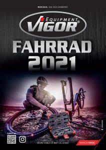 Vigor Fahrrad 2021 Aktionsflyer