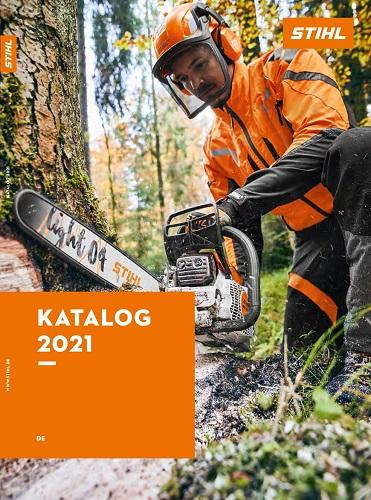 Stihl Produktkatalog 2021