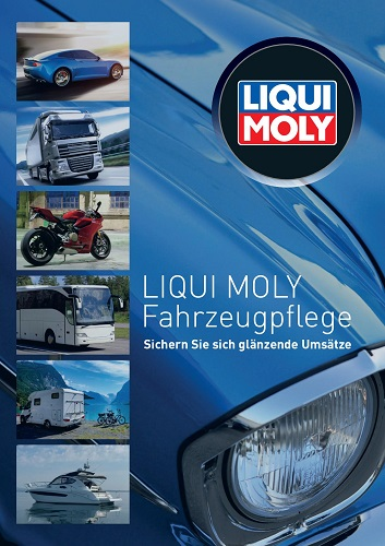 Liqui Moly Fahrzeugpflege Katalog