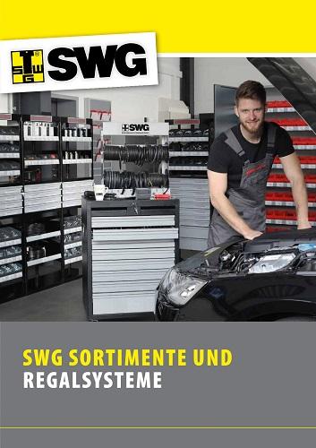 SWG Katalog Sortimente und Regalsysteme